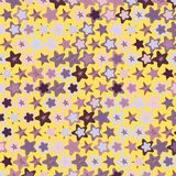 Colorful Abstract Random StarsTexture, Background Pattern Stock Photos