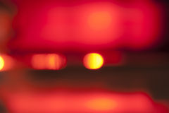 Colorful abstract red blurry background Stock Photos