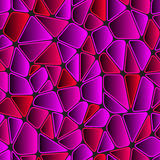 Colorful abstract seamless pattern. Stock Photography
