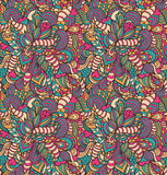 Colorful abstract seamless pattern Royalty Free Stock Image