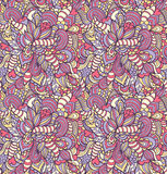 Colorful abstract seamless pattern Stock Photos