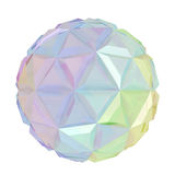 Colorful abstract sphere Stock Images