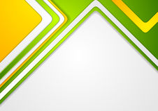 Colorful abstract tech vector background Royalty Free Stock Image