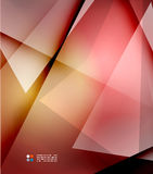 Colorful abstract technology vector background Royalty Free Stock Images