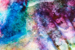 Colorful abstract texture Stock Image