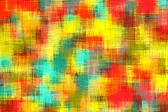 Colorful abstract texture background Stock Images