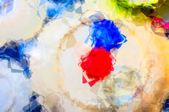 Colorful abstract texture. Original background with a hint of crystals on the surface stock photography
