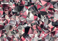 Colorful abstract triangle geometrical background, pattern. Creative Design Templates Stock Photos
