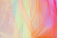 Colorful Abstract Tulle Background and Textures #3 royalty free stock photos