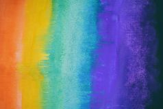 Colorful abstract watercolor background. Hand drawn. Wallpaper. royalty free stock photos