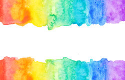 Colorful abstract watercolor background Royalty Free Stock Images