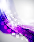 Colorful abstract wave backgrounds Royalty Free Stock Image