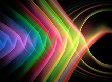 Colorful abstraction Stock Images