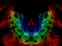 Colorful abstraction. Stock Photo