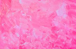 Colorful acrylic background with paint splashes. Painting royalty free stock photography