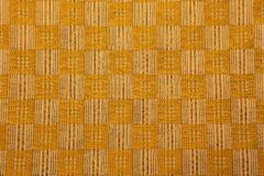 Colorful african peruvian style rug surface close up. Royalty Free Stock Photography