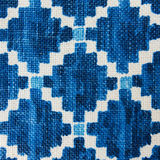 Colorful african peruvian style rug surface close up. Royalty Free Stock Photos