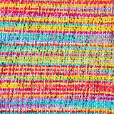 Colorful african peruvian style rug surface Royalty Free Stock Photo