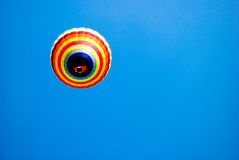 Colorful air ballon Royalty Free Stock Images