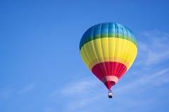 Colorful air balloon Stock Photos