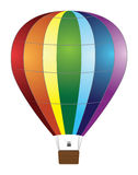 Colorful air balloon Royalty Free Stock Image