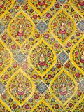 Colorful antique artwork of many God Stock Photo