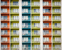 Free Colorful Apartment Building Royalty Free Stock Photo - 60978445