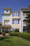 Colorful apartment (condo) Stock Image