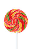 Colorful appetizing lollipop Royalty Free Stock Image