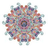 Colorful arabesque ornament for your design Stock Images