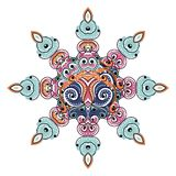Colorful arabesque ornament for your design Stock Photo