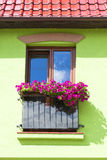 Colorful architecture Stock Photos
