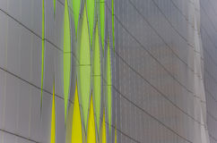 Colorful architecture Stock Photography