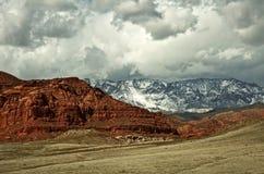 Colorful Arizona Landscape Royalty Free Stock Photography