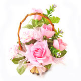 Colorful Artificial Flower Royalty Free Stock Photo