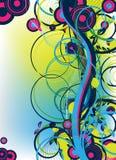 Colorful  artwork Stock Photo