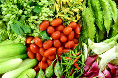 Colorful Asian Vegetables. Stock Images