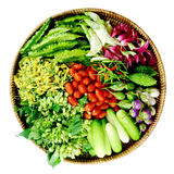 Colorful Asian Vegetables. Royalty Free Stock Image