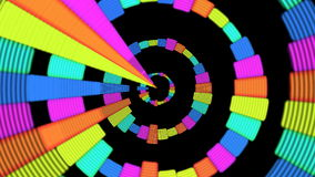 Colorful Audio Music Equalise Levels Graphic Computer Generated Technology. This 4K computer generated Audio Music Equalise Volume Levels Graphic could be used vector illustration