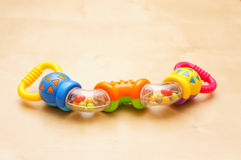 Colorful baby toy Stock Images
