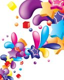 Colorful_background Stockbild