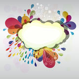 Colorful background. Royalty Free Stock Photography