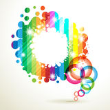 Colorful background royalty free illustration