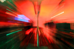 Colorful Background. High multicolor tech background with motion Stock Images