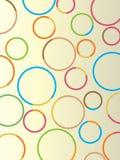 Colorful background. Illustration of colorful design background Royalty Free Stock Image