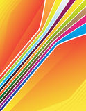 Colorful background. With place for your text Stock Images