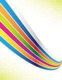 Colorful background. With place for your text Royalty Free Stock Image