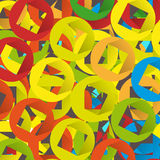 Colorful background. Abstract colorful background Stock Photography