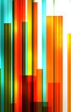 Colorful background. Abstract retro colorful geometric background. EPS10 Royalty Free Stock Image