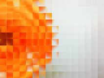 Colorful background with abstract shapes. EPS10 Royalty Free Stock Photography
